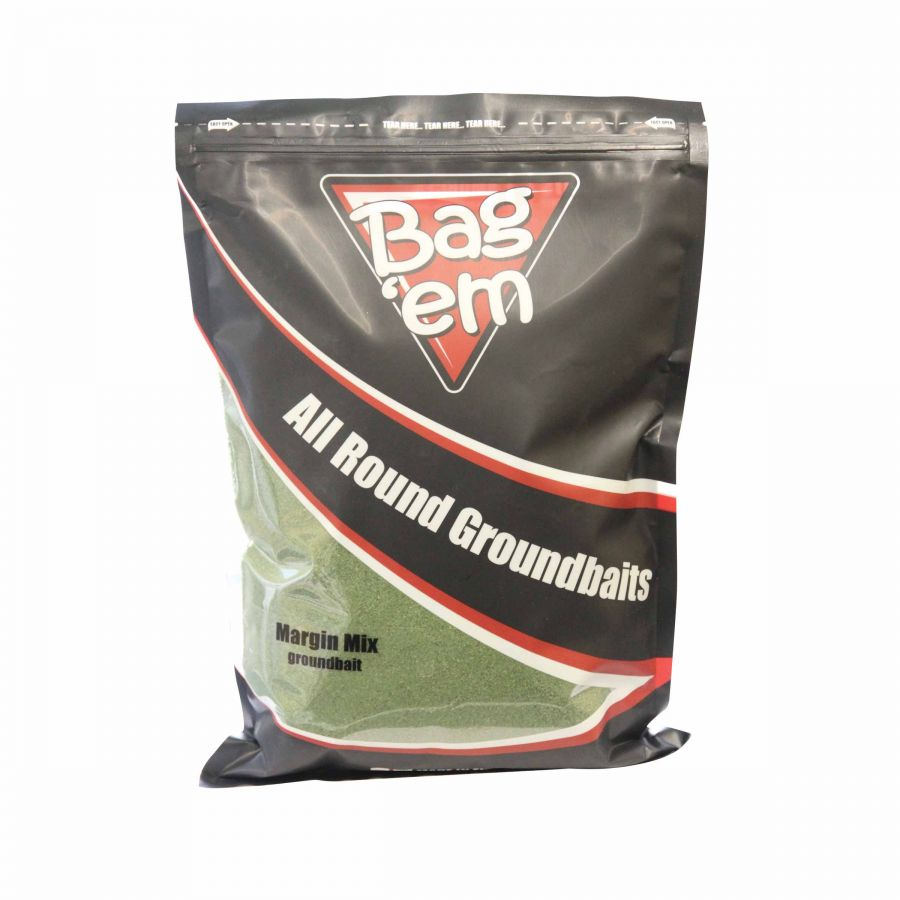 All Round Groundbait Margin Mix