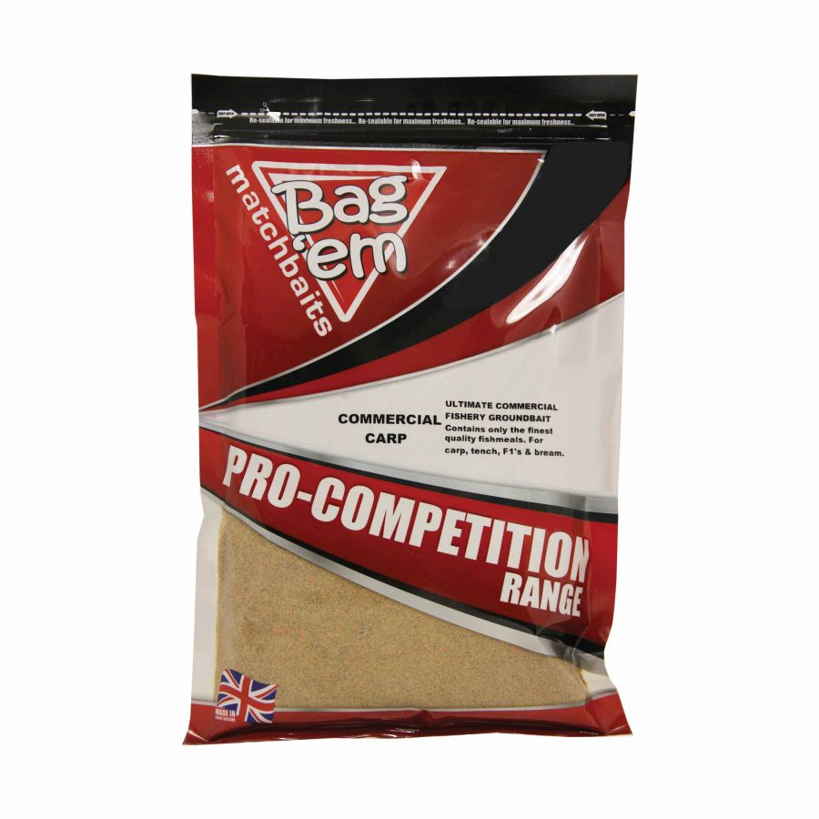 Pro Competition Groundbait Commercial Carp