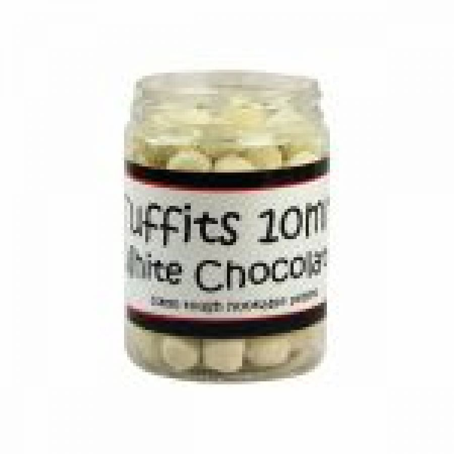 Tuffits White Chocolate 10mm