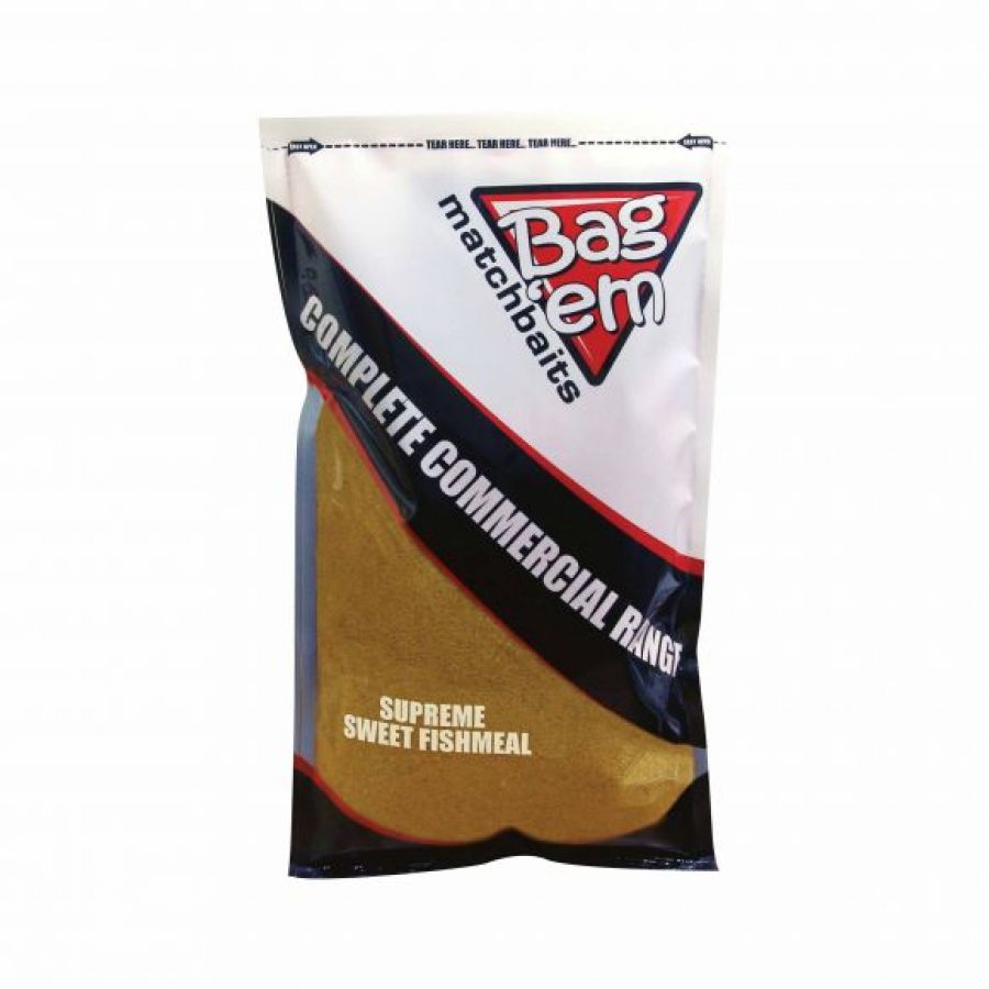 Complete Commercial Groundbait Supreme Sweet Fishmeal