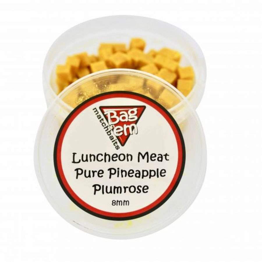Pork Luncheon Meat Pure Pineapple 8mm