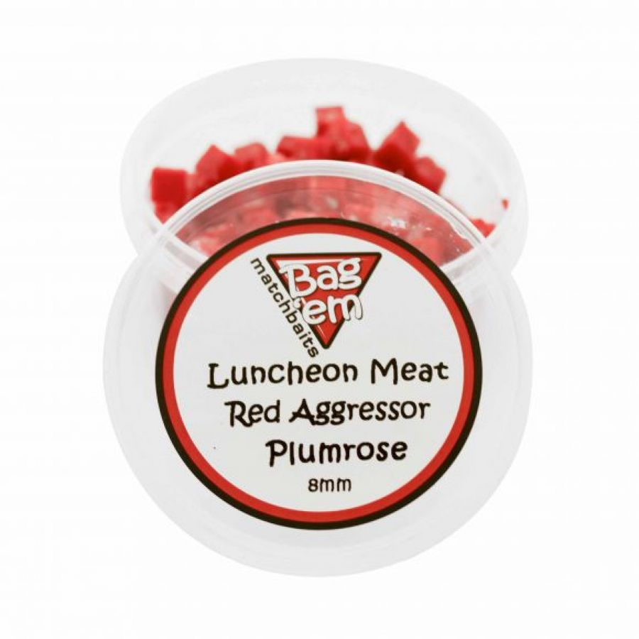 Pork Luncheon Meat Red Aggressor 8mm