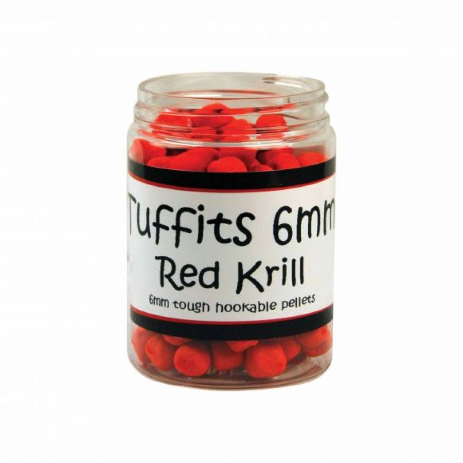 Tuffits Red Krill 6mm