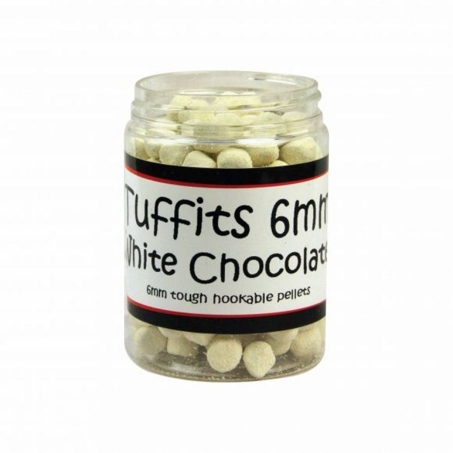 Tuffits White Chocolate 6mm